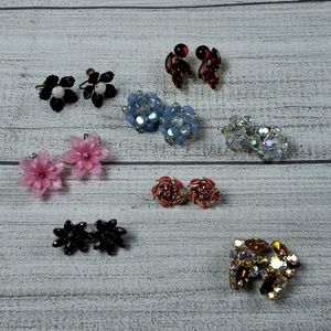 Vintage Earrings Bundle